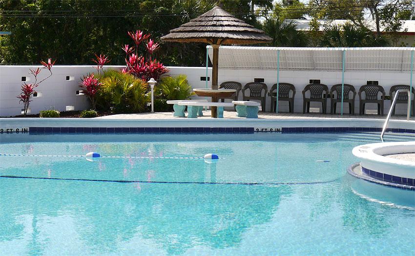 Atlantic Gardens Condos Pool